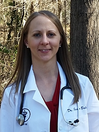 Dr. Jessica Briley  Associate Veterinarian