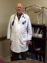 Dr. Kenneth M. Dills  Part-Time Associate Veterinarian