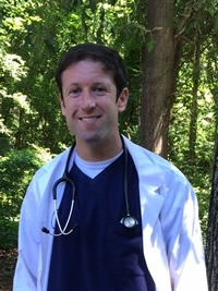Dr. Max Gordon  Associate Veterinarian